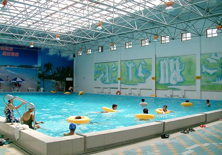 碧海游泳馆